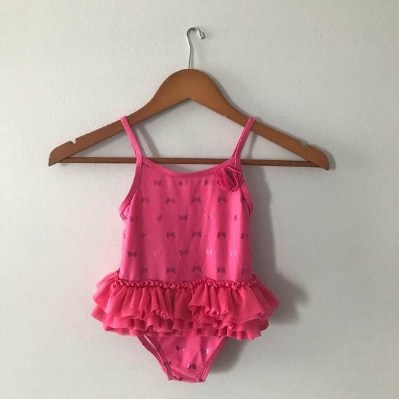 04035d7c01ce1 Crazy 8 Swim | Toddler Girls Suit | Poshmark